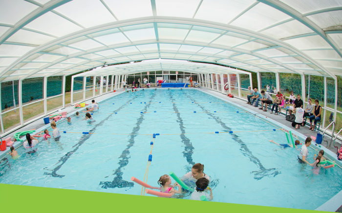 Reading Blue Coat School Pool with session on