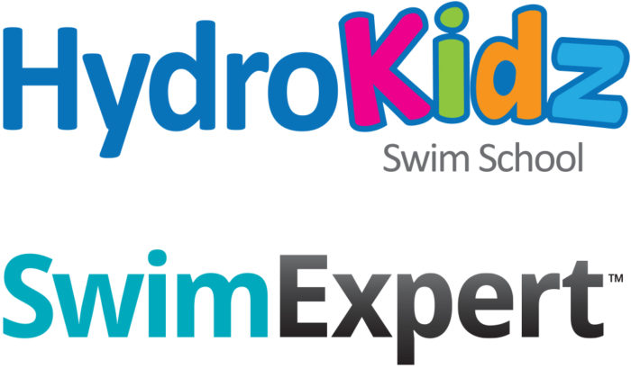 HydroKidz and SwimExpert Logos