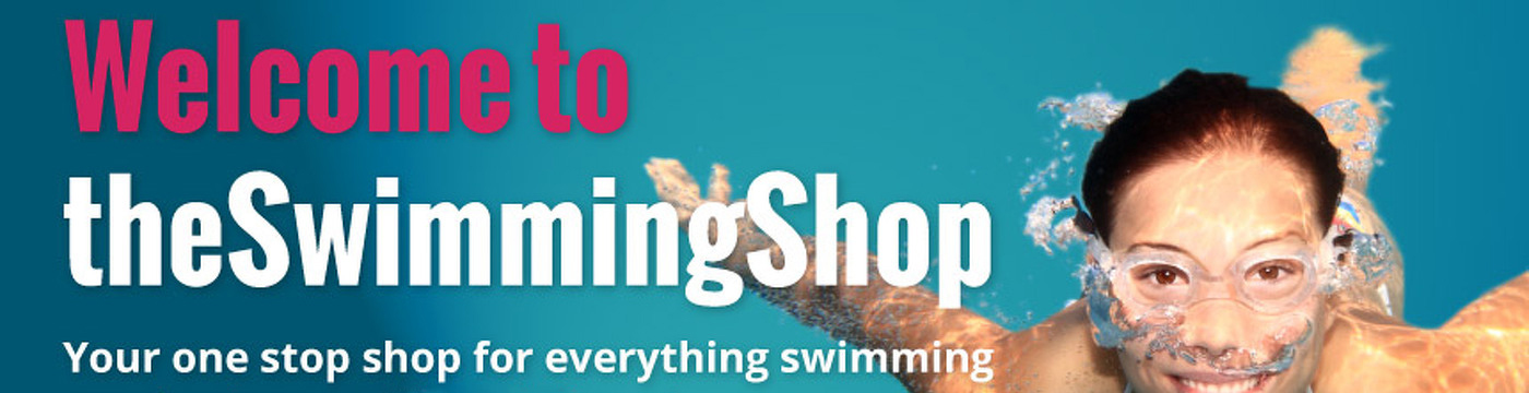 Welcome to theSwimmingShop banner